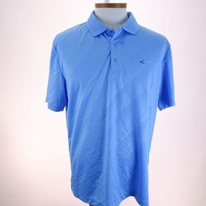 Attack Life by Greg Norman Short Sleeve Polo Shirt